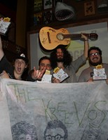 The Kreevos vence o Garage Band