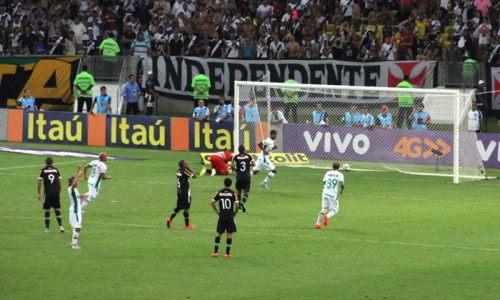 A luta dos catarinas no Brasileirão