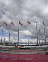Rosberg coloca 1,2 segundos sobre quinto colocado