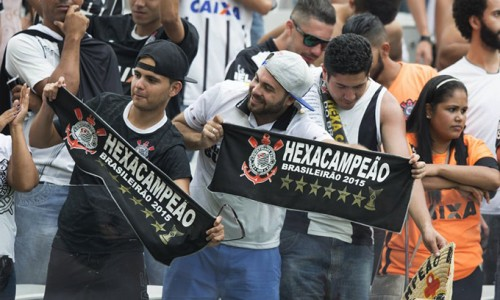 Salve o Corinthians