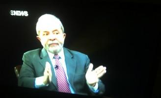 Lula cita a pera – a fruta – na Globo News