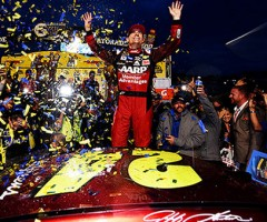 Jeff Gordon é finalista