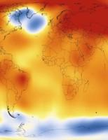 2015 foi o ano mais quente da história