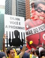 O povo nas ruas e o golpe branco dos políticos