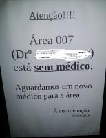 Saúde pública agoniza em Balneário Camboriú
