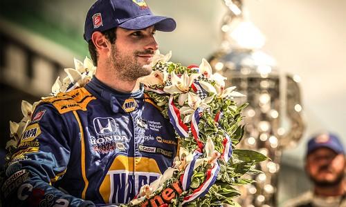O improvável Rossi vence em Indianapolis