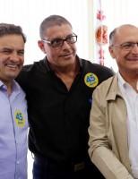 Mendonça Filho recebe integrantes do movimento Revoltados On Line