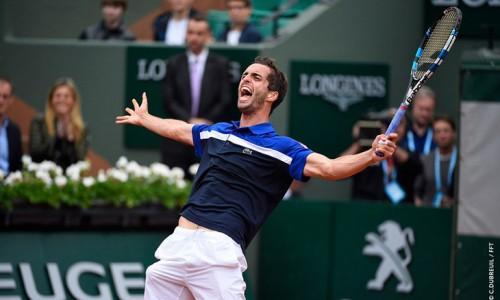Espanhol Ramos-Vinolas é a surpresa em Roland Garros