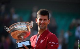 Finalmente Roland Garros
