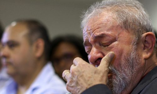 Esquenta a chapa de Lula