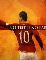 No Totti, No (More) Party