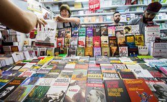 Mercado de livros impressos aquecidíssimo