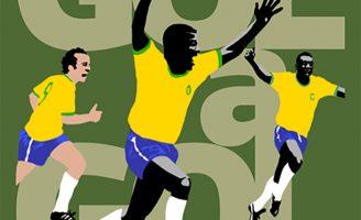 Gol a gol – Crônicas verde-amarelas