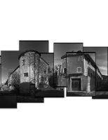 Provence en hiver, na Lombardi Galeria