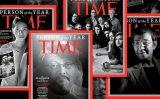 Personalidades da Time são jornalistas