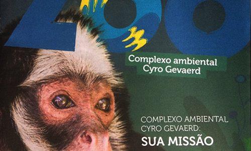Zoo de BC tem sua publicação