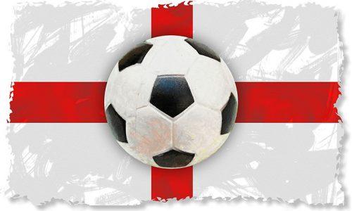 God save the english football