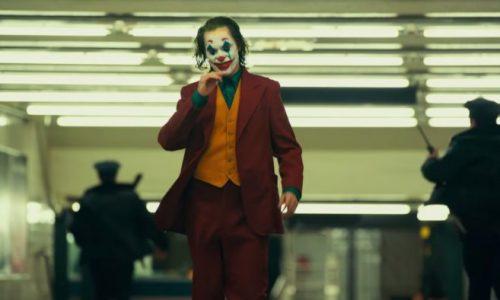 Joker é só um pretexto